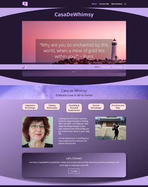 KIS Web Design portfolio Adtigo Group Website
